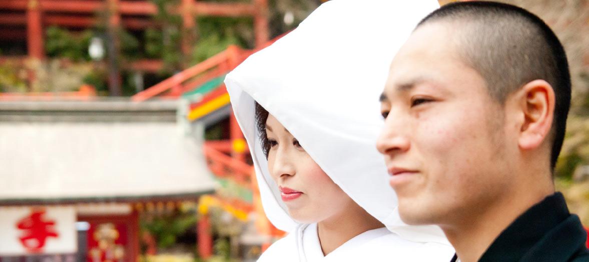 Mizoguchi Happy wedding