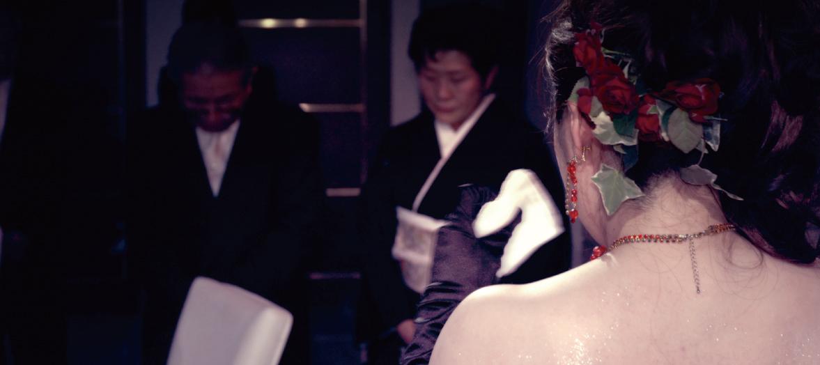 Fukunaga Happy wedding