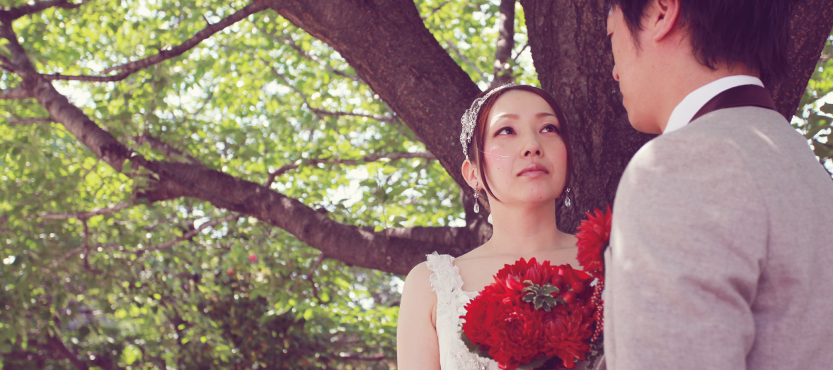 Katsuki Happy wedding